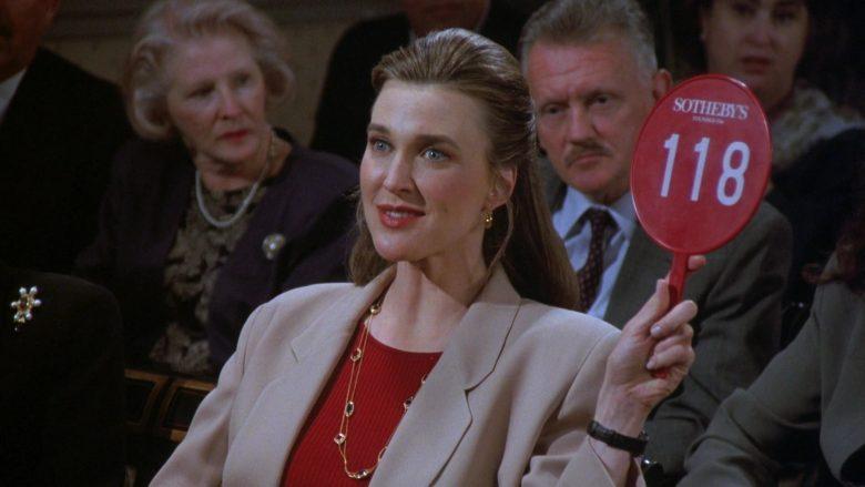 Sotheby's in Seinfeld Season 7 Episode 21-22 The Bottle Deposit (5)