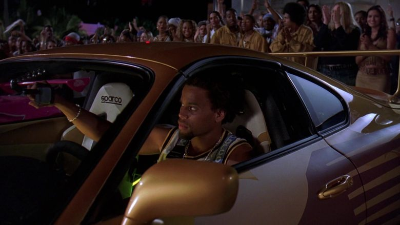 Sparco Car Seats Used by Michael Ealy in 2 Fast 2 Furious (1)