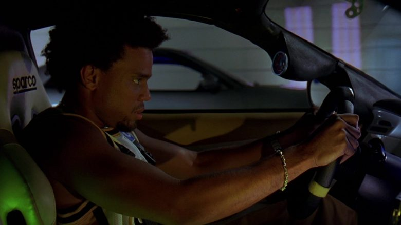 Sparco Car Seats Used by Michael Ealy in 2 Fast 2 Furious (3)