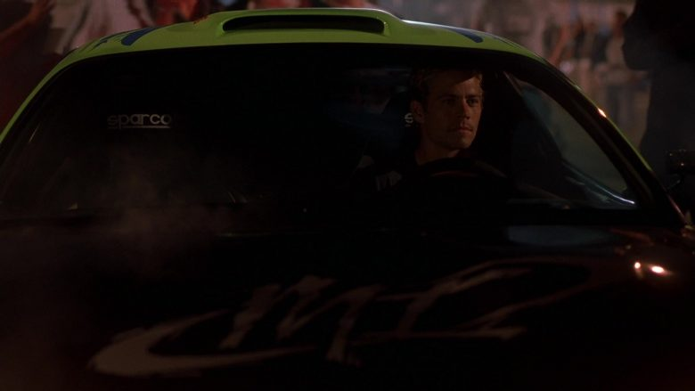 Sparco Car Seats Used by Paul Walker in The Fast and the Furious (2)