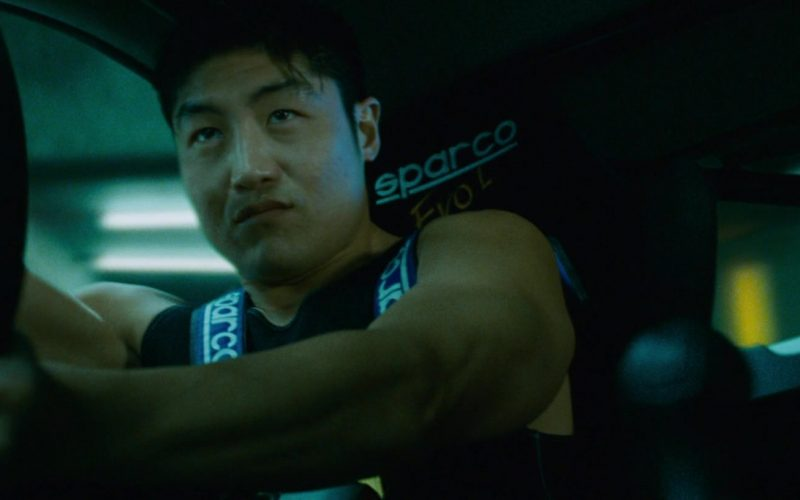 Sparco Car Seats in The Fast and the Furious Tokyo Drift (2)