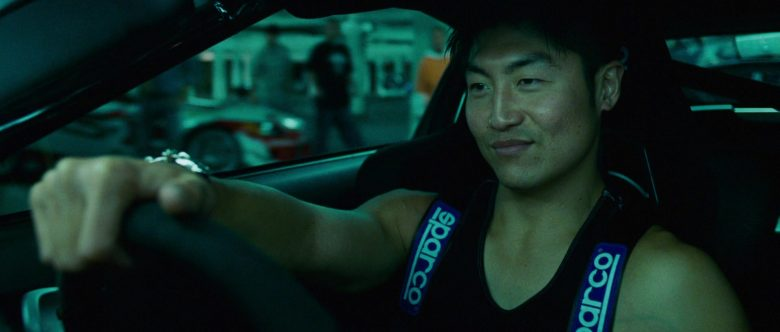 Sparco Safety Car Belts in The Fast and the Furious Tokyo Drift (1)