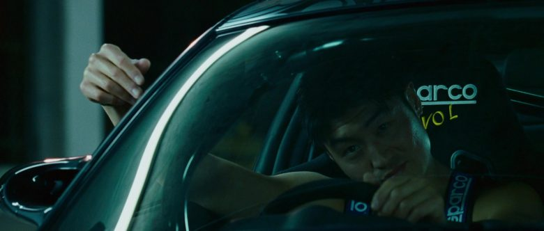 Sparco Safety Car Belts in The Fast and the Furious Tokyo Drift (2)