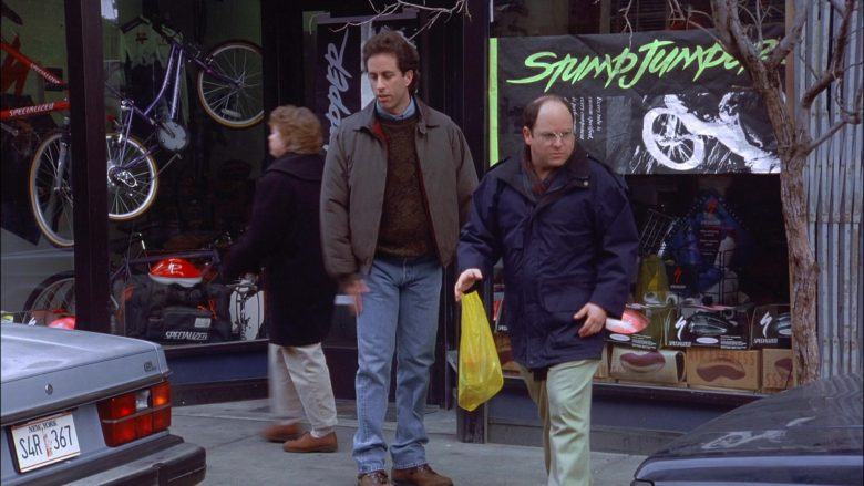 Specialized Bicycles in Seinfeld Season 8 Episode 16 The Pothole (2)