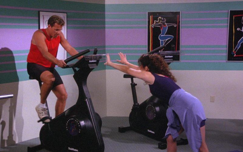 StairMaster Bike in Seinfeld Season 6 Episode 19 The Jimmy (1)