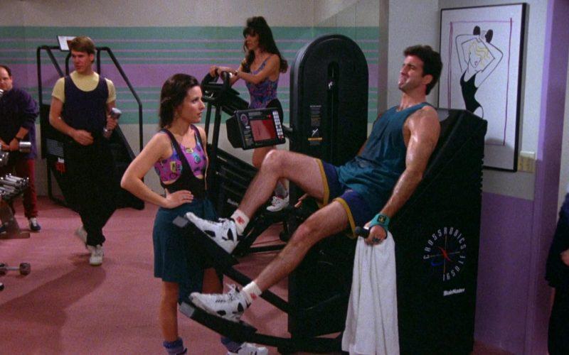 StairMaster CrossRobics in Seinfeld Season 5 Episode 17 The Wife (2)