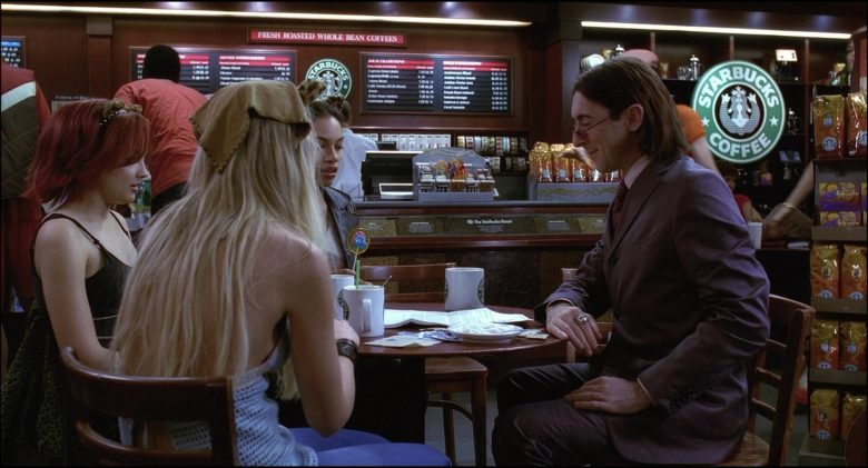 Starbucks Coffee House in Josie and the Pussycats (1)