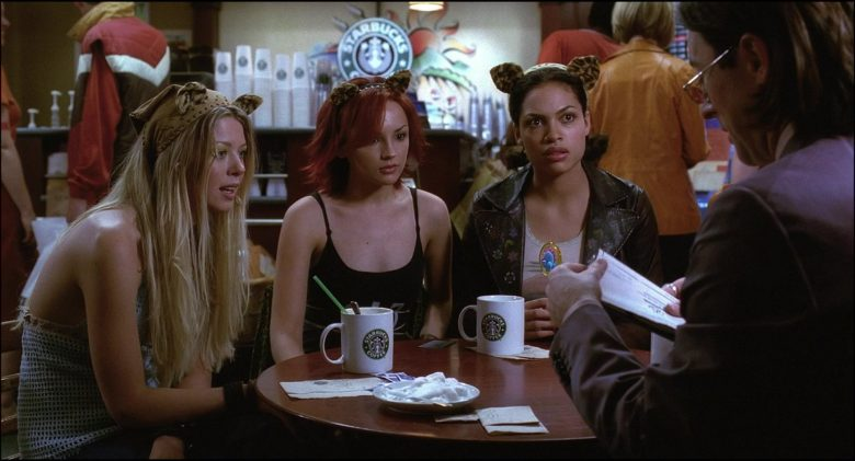 Starbucks Coffee House in Josie and the Pussycats (2)