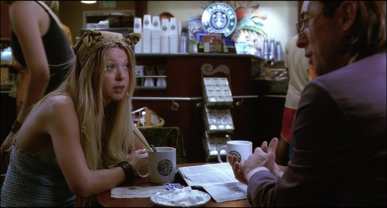Starbucks Coffee House in Josie and the Pussycats (3)