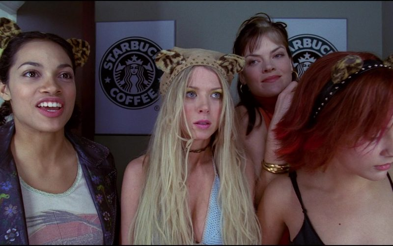Starbucks Coffee House in Josie and the Pussycats (5)