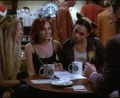 Starbucks Coffeehouse and Coffee Enjoyed by Rachael Leigh Cook, Rosario Dawson & Tara Reid (3)