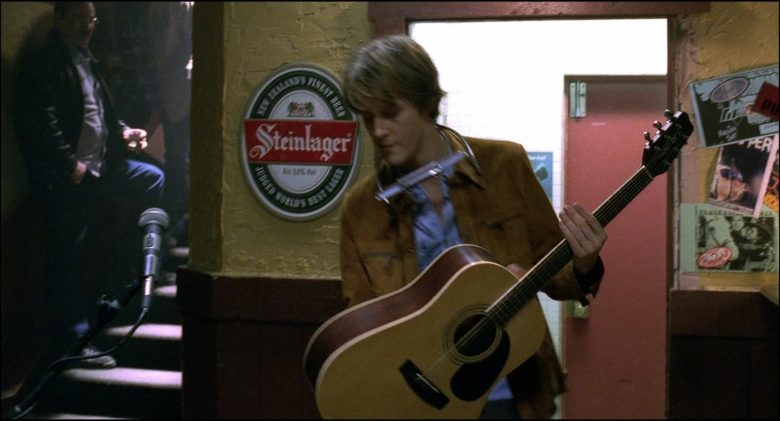 Steinlager Beer Sign in Josie and the Pussycats (2)