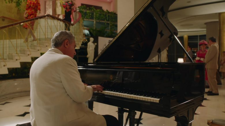 Steinway & Sons Piano in The Marvelous Mrs. Maisel Season 3 Episode 5 (1)