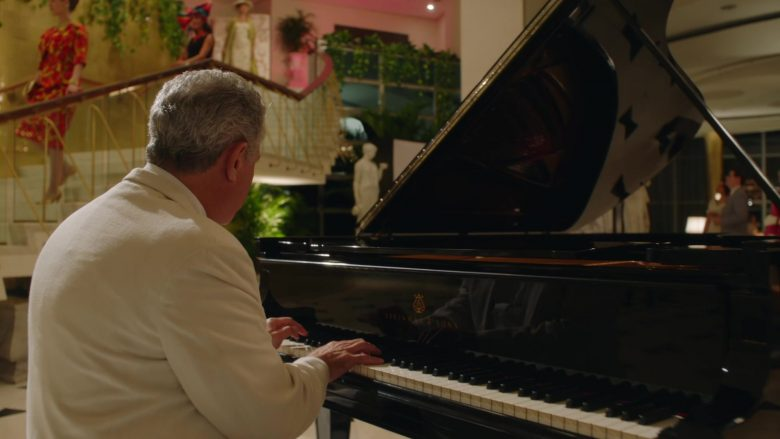 Steinway & Sons Piano in The Marvelous Mrs. Maisel Season 3 Episode 5 (2)