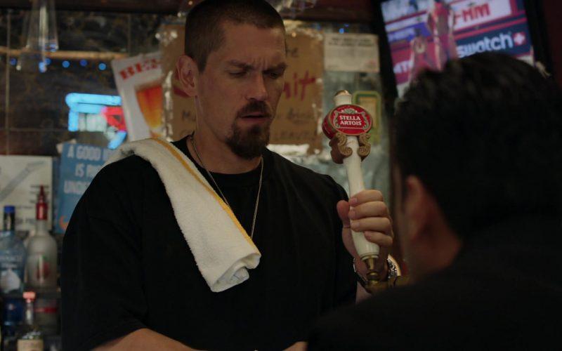Stella Artois Beer in Shameless Season 10 Episode 5 Sparky (2019)