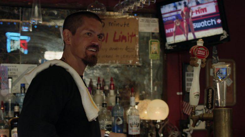 Stella Artois, Murphy's Irish Stout, Old Style Beer in Shameless Season 10 Episode 5 Sparky