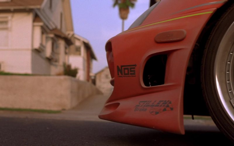 Stillen Brake Pros Sticker in The Fast and the Furious