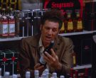 Stolichnaya, Seagram's, Cuervo in Seinfeld Season 5 Episode 13 The Dinner Party (2)