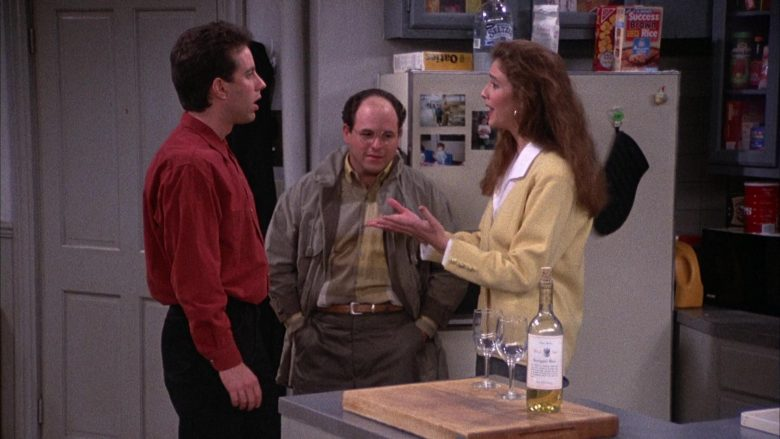 Success Brown Rice in Seinfeld Season 2 Episode 4 The Phone Message