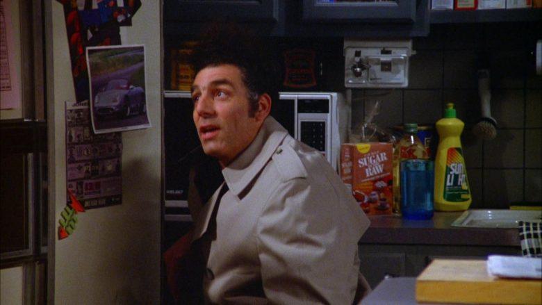 Sugar In The Raw in Seinfeld Season 5 Episode 18-19 The Raincoats