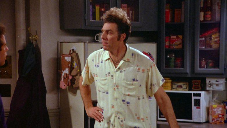 Sugar In The Raw in Seinfeld Season 5 Episode 20 The Fire