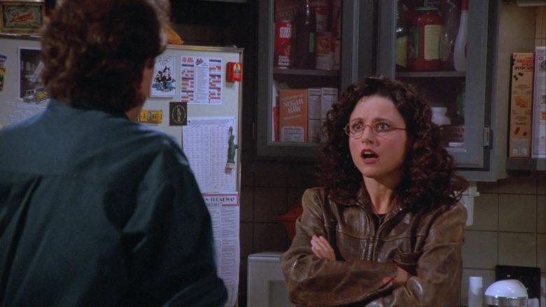Sugar In The Raw in Seinfeld Season 7 Episode 5 The Hot Tub (1)