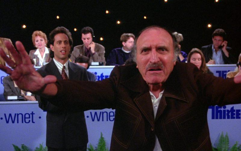 THIRTEEN WNET in Seinfeld Season 6 Episode 3 The Pledge Drive (6)