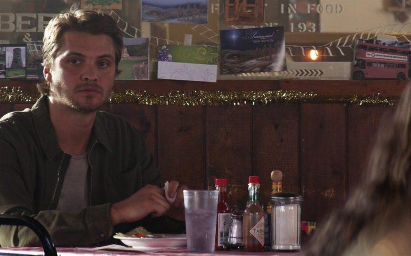 Tabasco Sauce in El Camino Christmas (2017)