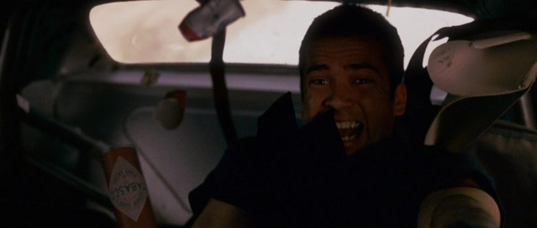 Tabasco Sauce in The Fast and the Furious Tokyo Drift (1)