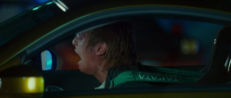 Takata Corporation Safety Car Belts in The Fast and the Furious Tokyo Drift (1)