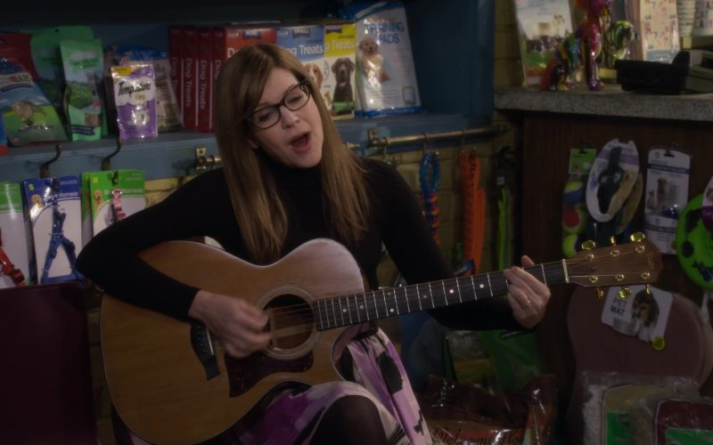 Taylor Guitar in Fuller House Season 5 Episode 8