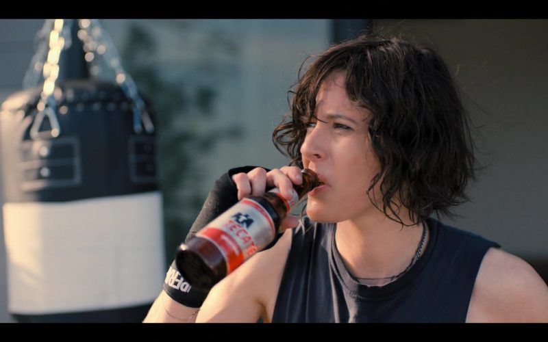 Tecate Beer Enjoyed by Katherine Moennig as Shane McCutcheon in The L Word Generation Q Season 1 Episode 1 (1)