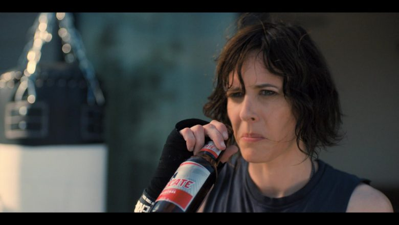 Tecate Beer Enjoyed by Katherine Moennig as Shane McCutcheon in The L Word Generation Q Season 1 Episode 1 (2)