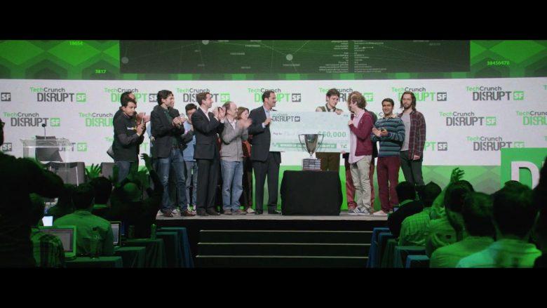 TechCrunch Disrupt SF in Silicon Valley Season 6 Episode 7 Exit Event (3)