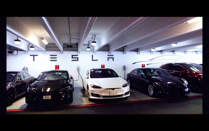 Tesla Cars in 6 Underground (2)