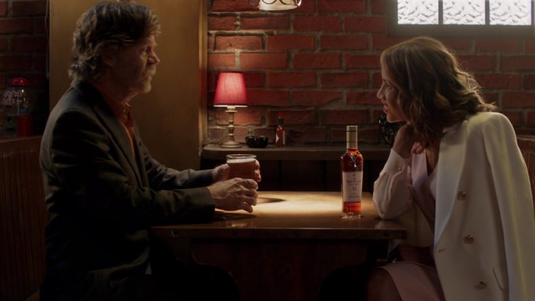 The Macallan 12 Year Old Whisky Enjoyed by Elizabeth Rodriguez and William H. Macy in Shameless Season 10 Episode 7 (2)