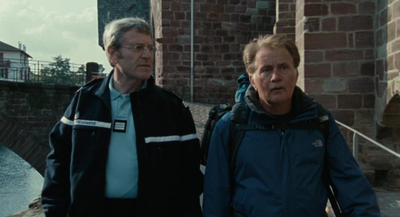 The North Face Blue Jacket Worn by Martin Sheen in The Way (1)