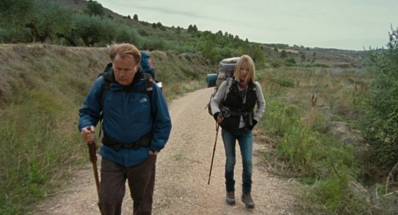 The North Face Blue Jacket Worn by Martin Sheen in The Way (10)