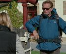The North Face Blue Jacket Worn by Martin Sheen in The Way (11)