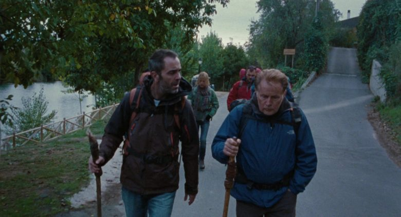 The North Face Blue Jacket Worn by Martin Sheen in The Way (12)