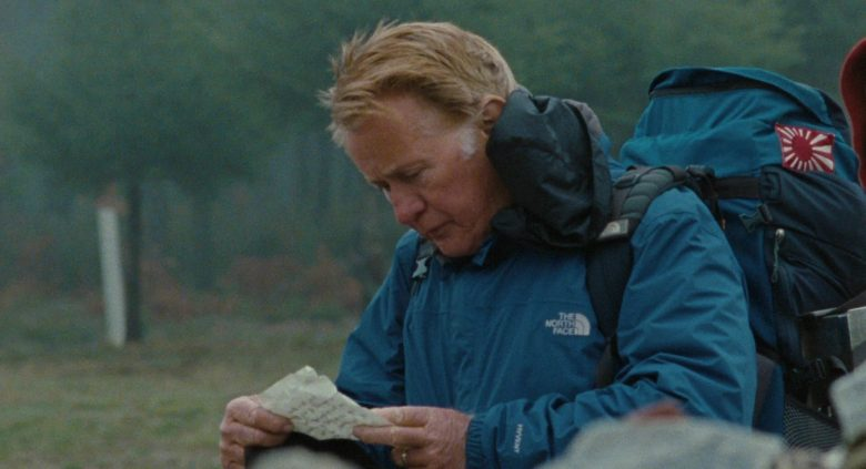 The North Face Blue Jacket Worn by Martin Sheen in The Way (13)