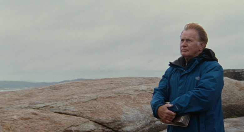 The North Face Blue Jacket Worn by Martin Sheen in The Way (14)