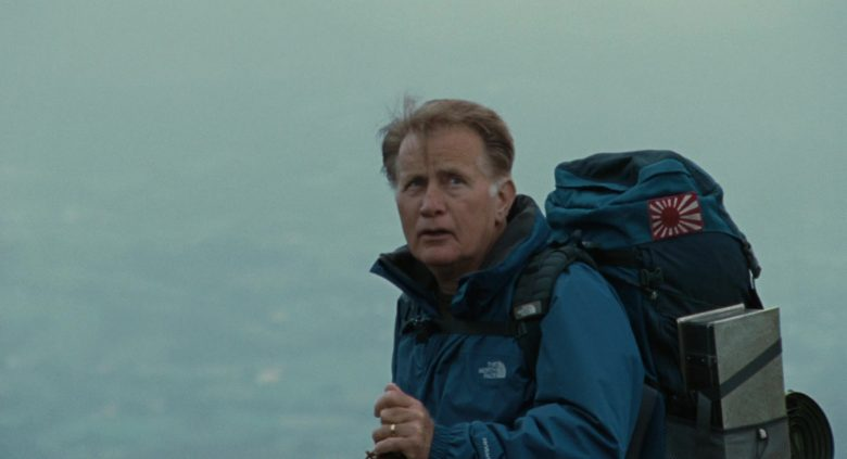The North Face Blue Jacket Worn by Martin Sheen in The Way (2)