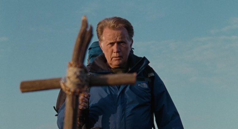 The North Face Blue Jacket Worn by Martin Sheen in The Way (3)