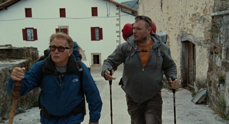The North Face Blue Jacket Worn by Martin Sheen in The Way (5)