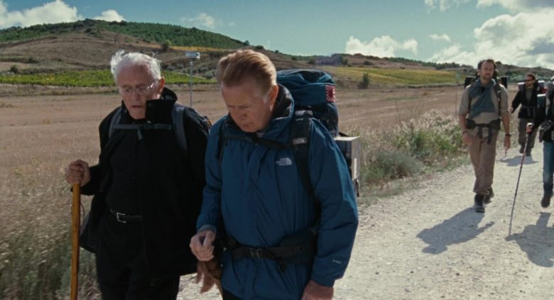 The North Face Blue Jacket Worn by Martin Sheen in The Way (7)
