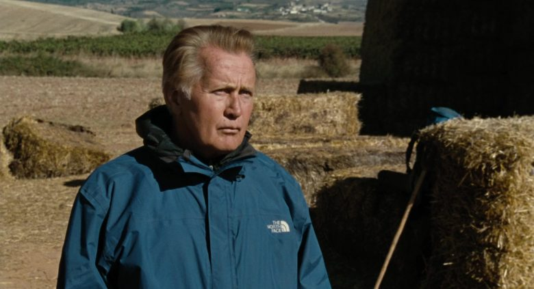 The North Face Blue Jacket Worn by Martin Sheen in The Way (8)