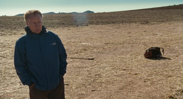 The North Face Blue Jacket Worn by Martin Sheen in The Way (9)