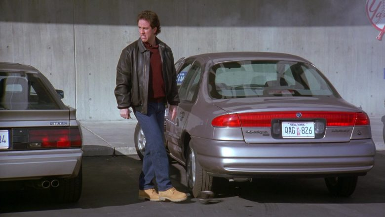 Timberland Boots Worn by Jerry in Seinfeld Season 7 Episode 12 The Caddy (3)