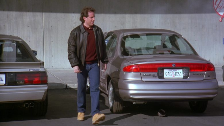 Timberland Boots Worn by Jerry in Seinfeld Season 7 Episode 12 The Caddy (4)